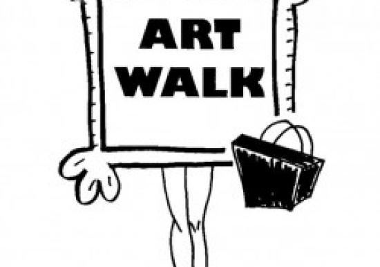 ART WALK reception