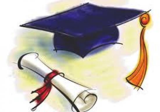 Mercy High School Graduation