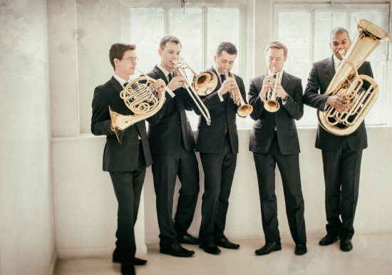"""""""Axiom Brass""""                  brought to you by the Tehama Concert Series"""