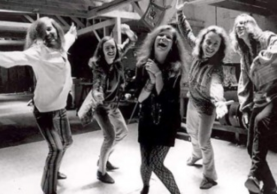 Janis, Little Girl Blue documentary & live BIG BROTHER & THE HOLDING COMPANY