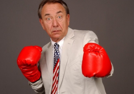"""Will Durst  """"Elect to Laugh: 2016″"""