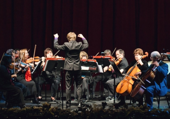 North State Symphony's 2017 Holiday Concert     (Tehama Concert Series event)