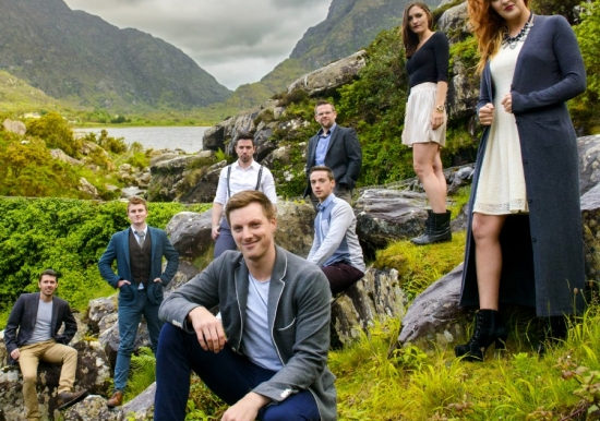 THE YOUNG IRELANDERS        presented by Tehama Concert Series