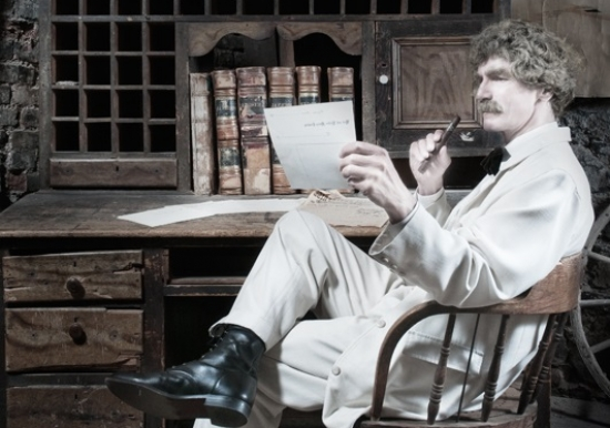 THE GHOST of TWAIN, McAvoy Layne