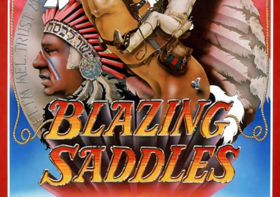 """Chuck Wagon Dinner and film """"Blazing Saddles"""" Rated R    (an age 18 & over event)"""