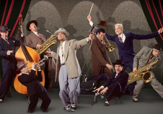An Evening With Big Bad Voodoo Daddy   on sale Oct 17 10:00 am