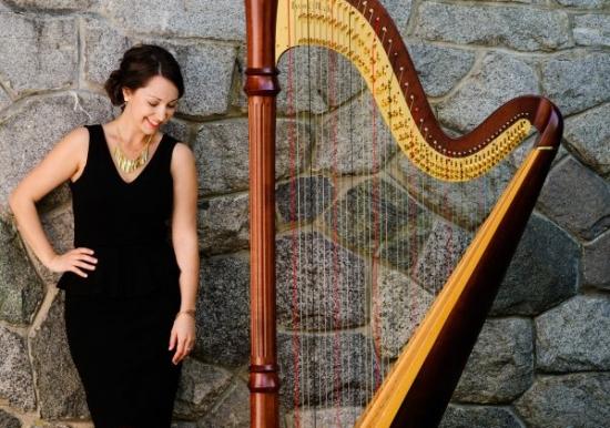 Janelle Nadeau           A Tehama Concert Series Event