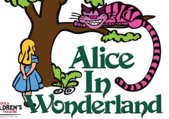 "Missoula Children's Theatre – ""Alice in Wonderland""  (3:00 and 7:00)"