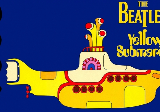 "The Beatles' ""Yellow Submarine"", 50th Anniversary"