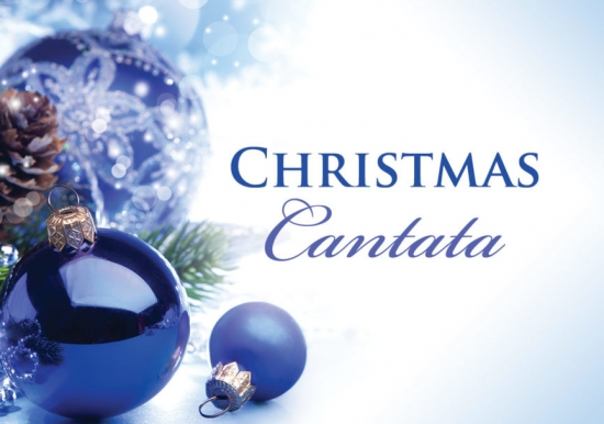 "Red Bluff Masterworks Chorale & Orchestra     ""Christmas Cantata"""