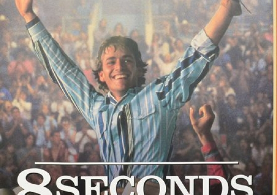 """A TRIBUTE TO LUKE PERRY & LANE FROST      """"8 Seconds"""", the movie"""