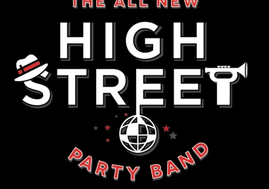 The All New *HIGH STREET BAND*            NEW DATE !