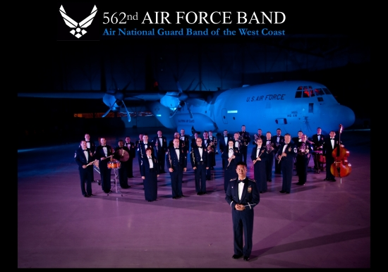 Air National Guard Band of the West Coast