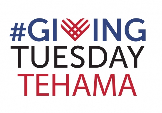 GIVING TUESDAY TEHAMA