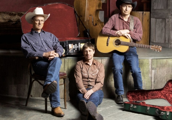 TCS presents The Wardens, mountain music