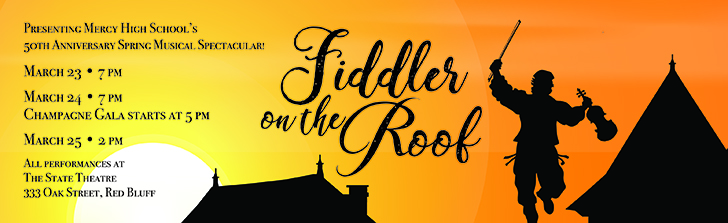 Fiddler MERCY Poster